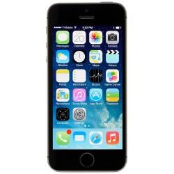 iPhone 5S 16 Go Noir reconditionné à neuf