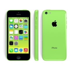 iPhone 5C 16 Go vert reconditionné à neuf