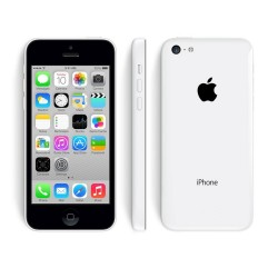iPhone 5C 32 Go blanc reconditionné à neuf