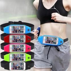 Sacoche étanche Sport Running Gym pour smartphone de taille 5.5 à 6 pouces