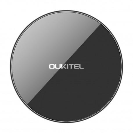 Socle de charge sans fil Qi Oukitel S1 en aluminium charge rapide 10W