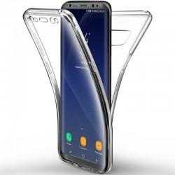 Housse de Protection Transparente Soft TPU pour Samsung Galaxy S8 Plus