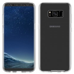 Housse de Protection Transparente Soft TPU pour Samsung Galaxy S8 Plus