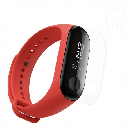 Film de protection écran pour Xiaomi Mi Band 3 Clear HD
