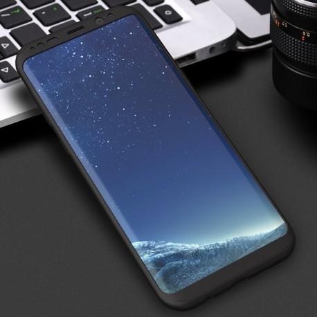 Samsung S8 Protection complète 360° avant + arrière + protection écran HD