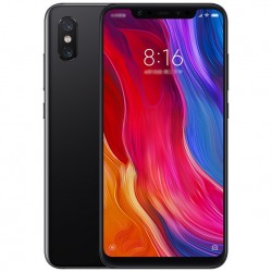 Xiaomi Mi8 Global Version 6.21 pouces 64go + 6go Ram Octa-Core Snapdragon 845