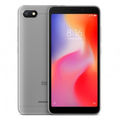 Xiaomi Redmi 6A  5.45 pouces Quad Core Helio A22 32go + 2go Ram 4G Global Version