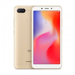 Xiaomi Redmi 6 Global Version 5,45'' 32go + 3go Ram Octa-Core Helio P22
