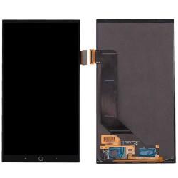 Ecran complet ZTE AXON 7 - LCD + Vitre assemblée sur châssis