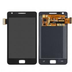 Ecran Samsung S2 i9100 Galaxy - LCD + Vitre tactile assemblée