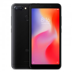 Smartphone Xiaomi Redmi 6 5,45 pouces 64go + 4go Ram Octa-Core - Global Version