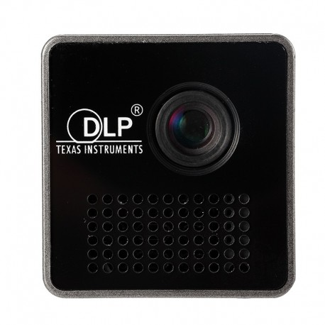 mini video projecteur de poche unic p1 plus 20000 heures. Black Bedroom Furniture Sets. Home Design Ideas