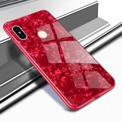 Coquedeprotectionverre trempé brillant  pour Xiaomi Mi A2 Lite / Xiaomi Redmi 6 Pro