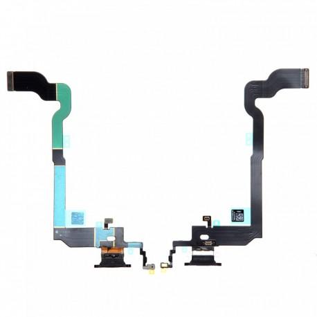 Connecteur charge complet iPhone X pas cher