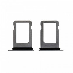 Tiroir Sim iPhone XS - Support carte nano-sim