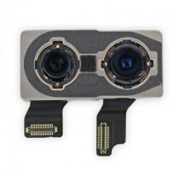 Caméra arrière iPhone XS - Module double caméra