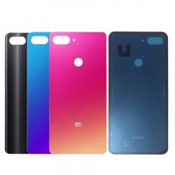 Vitre arrière Xiaomi Mi 8 Lite - Cache de remplacement