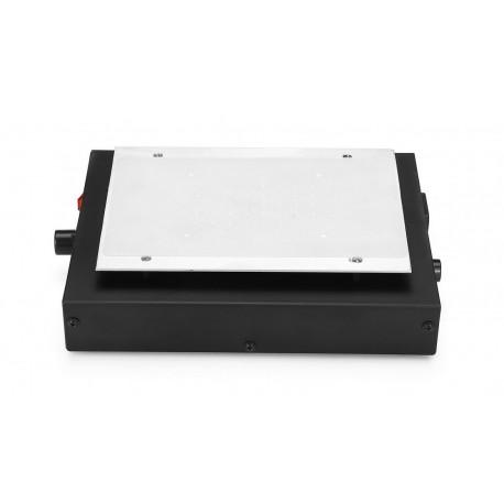 Mini plaque chauffante separation d'écran du tactile