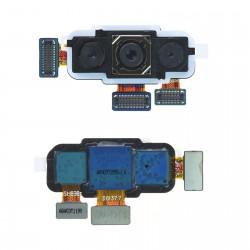 caméra Galaxy A7 2018 de réparation