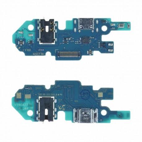 réparer port charge Galaxy A10