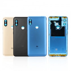 changer coque arrière Redmi Note 6 Pro