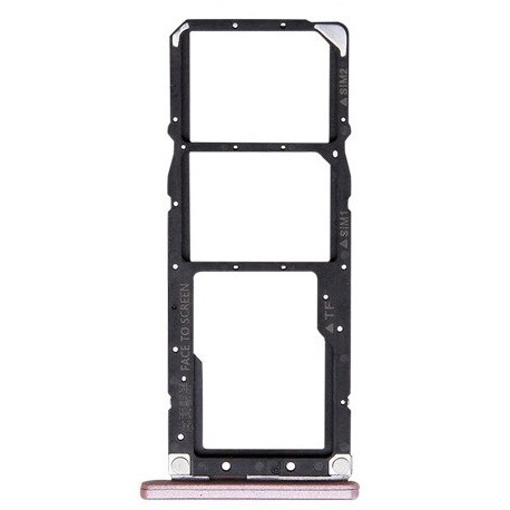 échanger tiroir sim Xiaomi Redmi S2