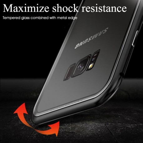 coque antichoc magnetique 360 Samsung Galaxy A