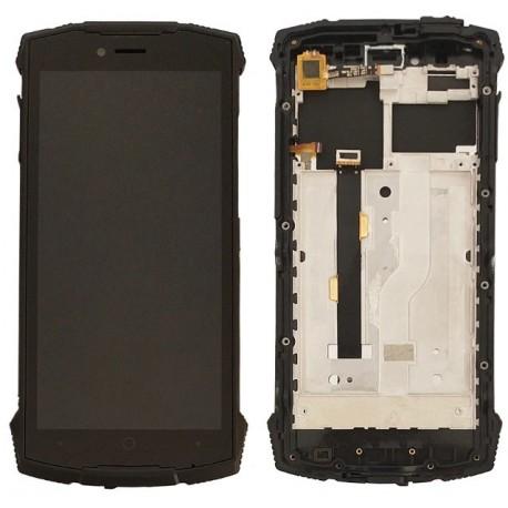 réparation écran cassé Doogee S55