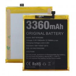échanger Batterie Doogee N10