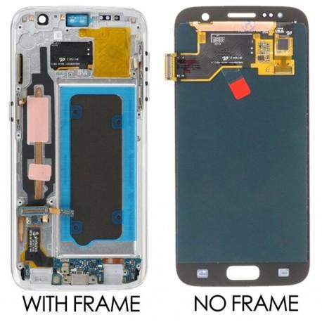 remplacer écran cassé Galaxy S7 G930F