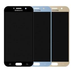 réparer écran cass Samsung A7 2017