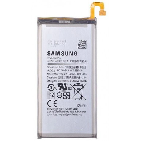 remplacement Batterie Samsung Galaxy A6 Plus