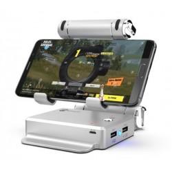 support de jeux smartphone mobiles, FPS Game avec clavier et souris filaire