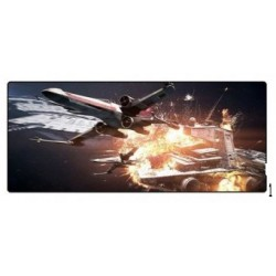 Tapis de souris gamers Star Wars anti-dérapant