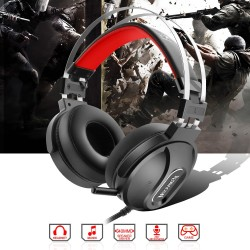 casque audio gamers Redragon pas cher