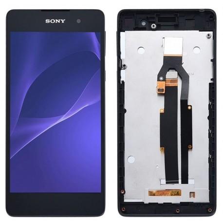 changer ecran Sony E5