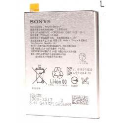 réparation batterie Sony Xperia X Performance
