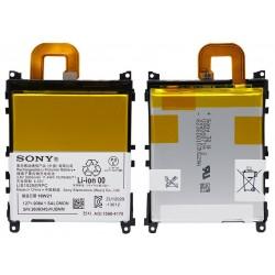 changer batterie Sony Z1