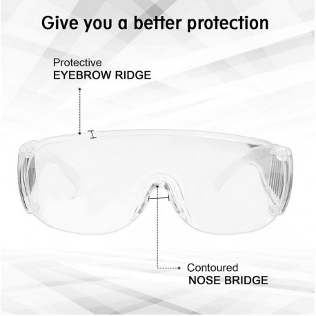 lunettes de protection pas cher