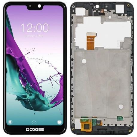 remplacer écran cassé Doogee N10