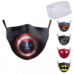 masques enfant super héros pas cher