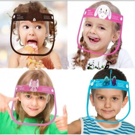visière de protection enfant pas cher