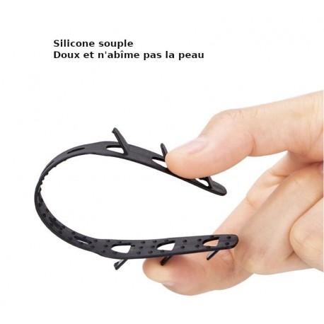 crochets d'oreille pour masques jetables