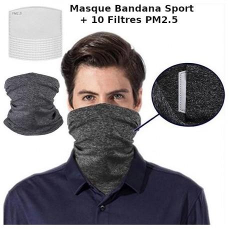 masque bandana pas cher