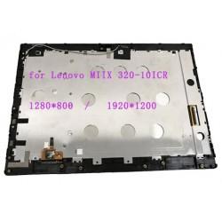 """écran Lenovo MIIX 320 10ICR - Dalle IPS 10.1"""" et vitre assemblée"""