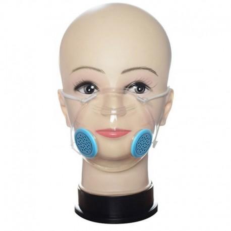 Masque de protection transparent pas cher