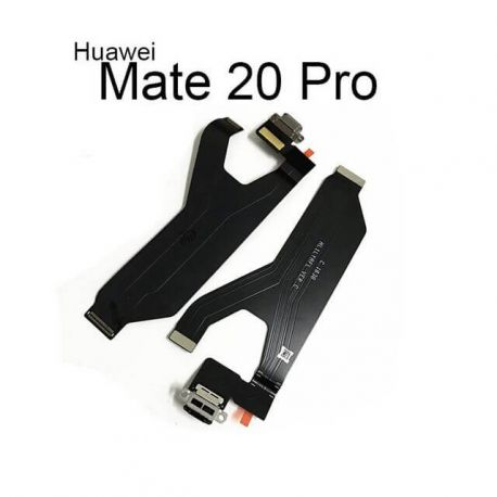 Connecteur de charge Huawei Mate 30 Pro, Mate 30, Mate 20X, Mate 20 LITE, Mate 20, Mate 10... Port charge