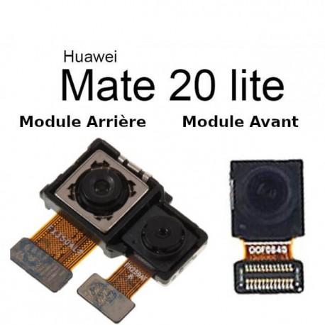 Module Caméra avant ou arrière Huawei Mate 20 Pro, Mate 20X, Mate 20 Lite, Mate 20