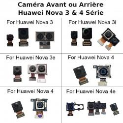 Remplacer Caméra Huawei Nova 5, Nova 4, Nova 4i, Nova 4e, Nova 3, Nova 3i, Nova 3e