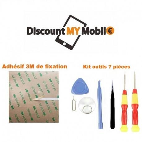 Ecran Alcatel A3 5046 - Vitre tactile + LCD assemblé